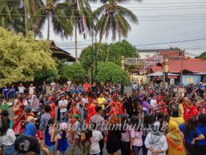<b>Kegembiraan Di Tengah Keramaian Manado Fiesta 2018</b>