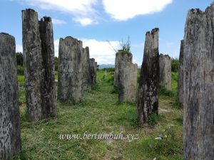 Puing-Puing Benteng Moraya, Saksi Bisu Perang Tondano