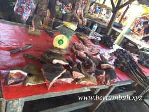 <b>Pasar Ekstrim di Minahasa....</b>
