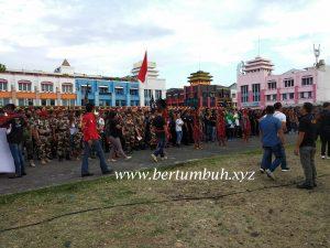 <b>Deklarasi Damai Pemilu 2019 Digelar di Manado</b>